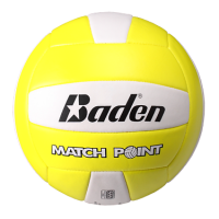 Volleyball Match Point Neon Yellow
