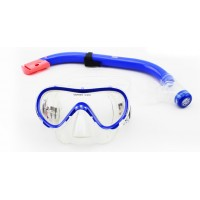 SDC700P-BK Kids Diving Combos Mask+Snorkel
