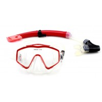 Swimfit SDC800P-BK Adult Diving Combos Mask+Snorkel