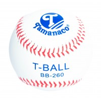 "Tamanaco BB-260 8.5"" T-Ball Baseball (Sold by Dozen)"