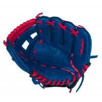 ST1152-PRRS Puerto Rico Flag Tamanaco Baseball Leather Glove 11 1/2""