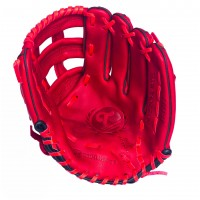 ST1252-PRS Puerto Rico Flag Tamanaco Baseball Leather Glove 12 1/2""