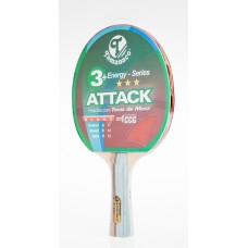 92313 Standard 3 Star Plus Table Tennis Racket