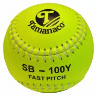"SB-100Y Tamanaco 12"" Fast-Pitch Softball (Sold by Dozen)"
