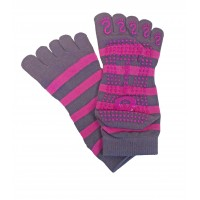 Tamanaco W1855 Yoga Grip Socks