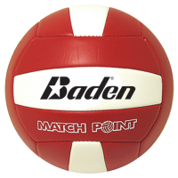 Volleyball Match Point Red/Wh
