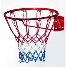 ABT-01 Basketball Rim & Net Set Official Size #7