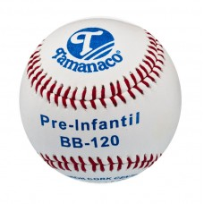 "BB-120 Tamanaco 8.5"" Youth Official League Baseball (Sold by Dozen)"