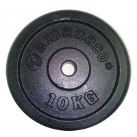 PRP2-10KG Regular Plate w/Round Edge