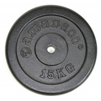 PRP2-15KG Regular Plate w/Round Edge