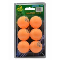 Tamanaco B33131 Table Tennis Balls (3 Star)