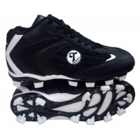 Y9524 Baseball Mid-Cut Cleats Youth