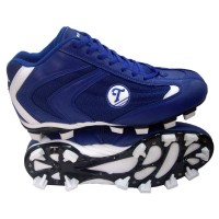 I9524 Baseball/Softball Mid-Cut Cleats Intermediate